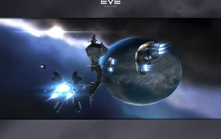 EVE online space wallpapers and stock photos