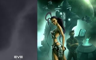 Previous: EVE online girl