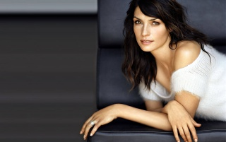Famke Janssen 2 wallpapers and stock photos