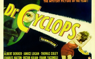 Classic Cinema: Dr. Cyclops wallpapers and stock photos