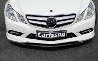 Carlsson E350 headlights wallpapers and stock photos