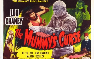 Random: The Mummy