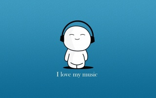 Random: I love my music