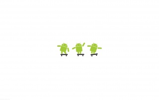 Funny green mascots wallpapers and stock photos