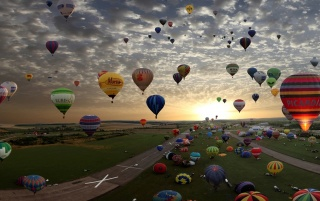 Globos wallpapers and stock photos