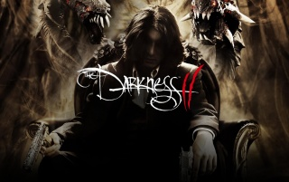 Darkness 2 wallpapers and stock photos