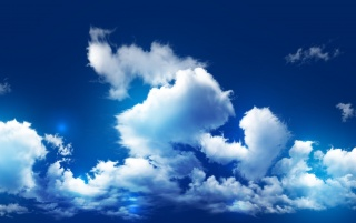 Clouds wallpapers and stock photos