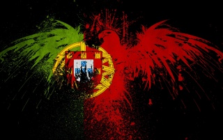 Portugal-Flagge wallpapers and stock photos