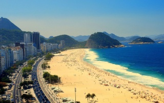 Copacabana wallpapers and stock photos