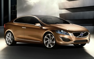 Volvo S60 Concept wallpapers and stock photos