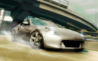 Nissan In Nfs Undercover wallpapers and stock photos