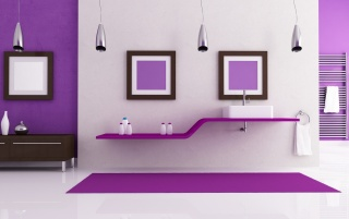 Purple Interior wallpapers and stock photos