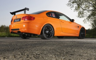 G Power M3 rear wallpapers and stock photos