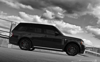 Kahn Range side view wallpapers and stock photos
