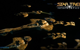 Star Trek: Infinite Space wallpapers and stock photos