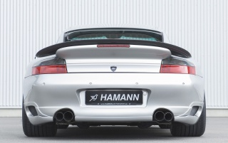 Porsche rear wallpapers and stock photos