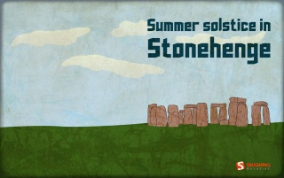 Summer Solstice wallpapers and stock photos