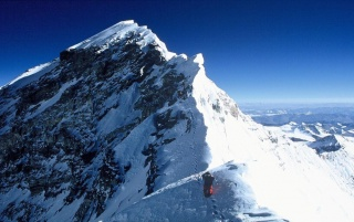 Random: mount everest