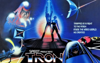 TRON wallpapers and stock photos