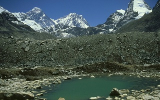 mount_everest_sagarmatha_nepal wallpapers and stock photos