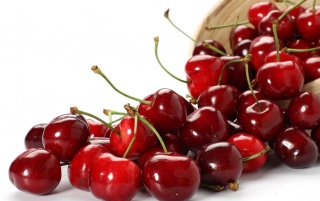 Cherries wallpapers and stock photos