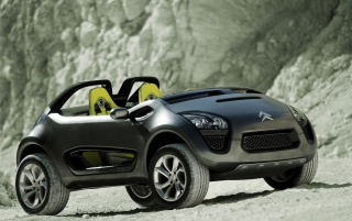 Citroen Buggy wallpapers and stock photos