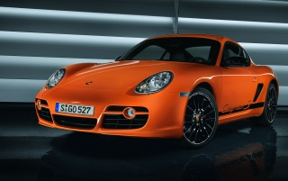 Porsche Cayman S Sport Car wallpapers and stock photos