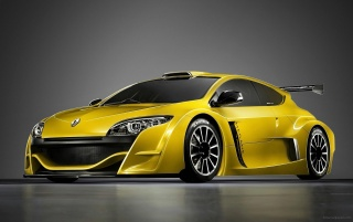 Renault Megane Trophy wallpapers and stock photos