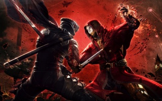 Ninja Gaiden 3 wallpapers and stock photos