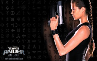 Lara Croft #2 wallpapers and stock photos