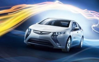 Opel Ampera wallpapers and stock photos