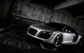 Random: Audi R8 HD Widescreen
