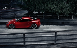 Scion FR-S Concept Side wallpapers and stock photos
