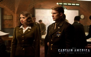 Random: Captain America The Movie