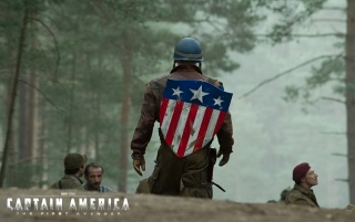 Captain America Shield wallpapers and stock photos