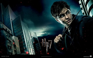 Random: Harry Potter and the Deathly Hallows