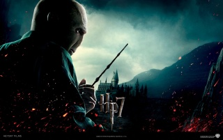 Harry Potter and the Deathly Hallows: Lord Voldemort wallpapers and stock photos