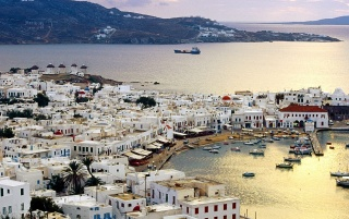 Random: Mykonos - Greece