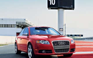 Audi S4 Sedan #1 wallpapers and stock photos