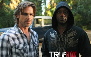 True Blood: Sam and Lafayette wallpapers and stock photos