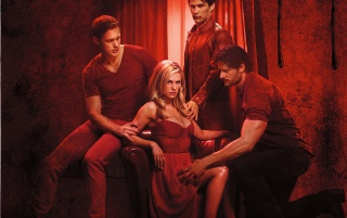 True Blood Season 4 wallpapers and stock photos