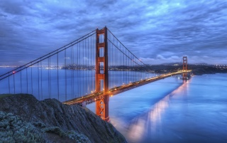 Random: Golden Gate Bridge