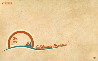 California dreaming wallpapers and stock photos