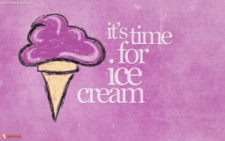Time For Ice Cream wallpapers and stock photos
