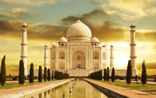 Next: Taj Mahal India