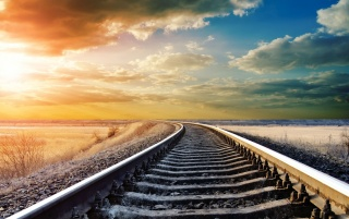 Tracks wallpapers and stock photos