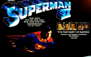 Classic Cinema: Superman II wallpapers and stock photos