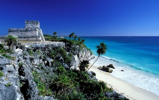 Tulum wallpapers and stock photos