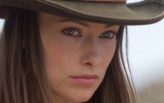 Cowboys and Aliens: Olivia Wilde wallpapers and stock photos