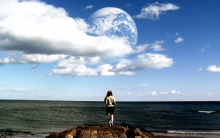 Previous: Another Earth Wallpaper
